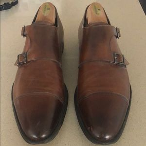 Men's To Boot Buckle Oxfords